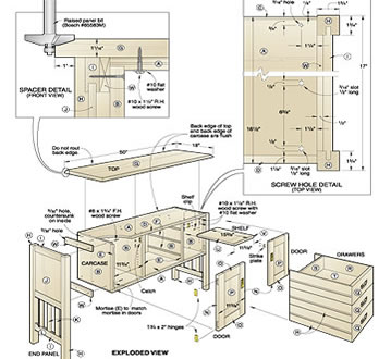 woodworking projects download