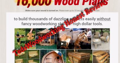 ted woodworking review woodworking plans