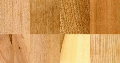 density of wood charts