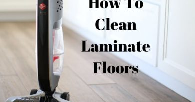Clean Laminate Floors