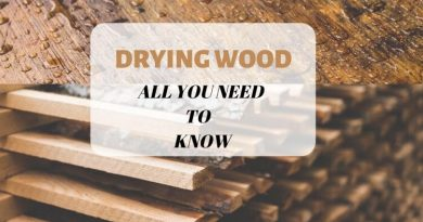Drying Wood