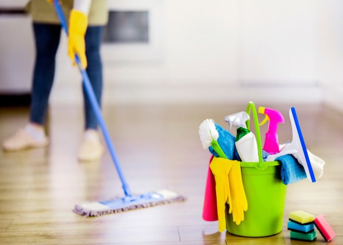 clean products for Laminate Flooring