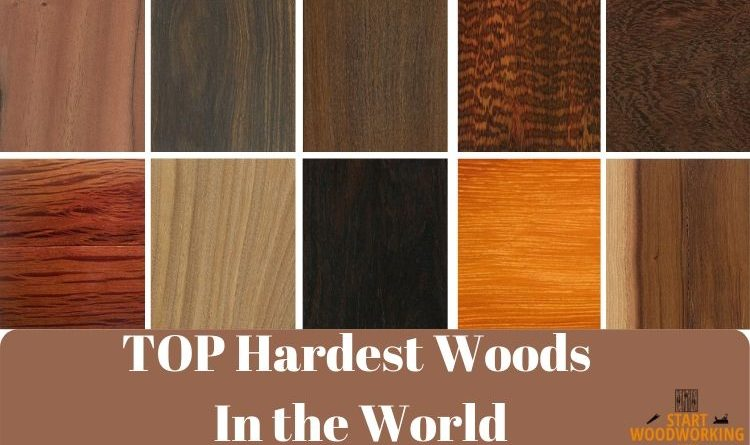 the hardest wood in the world