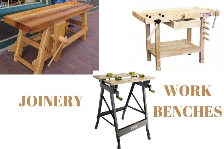 joinery benches woodworking