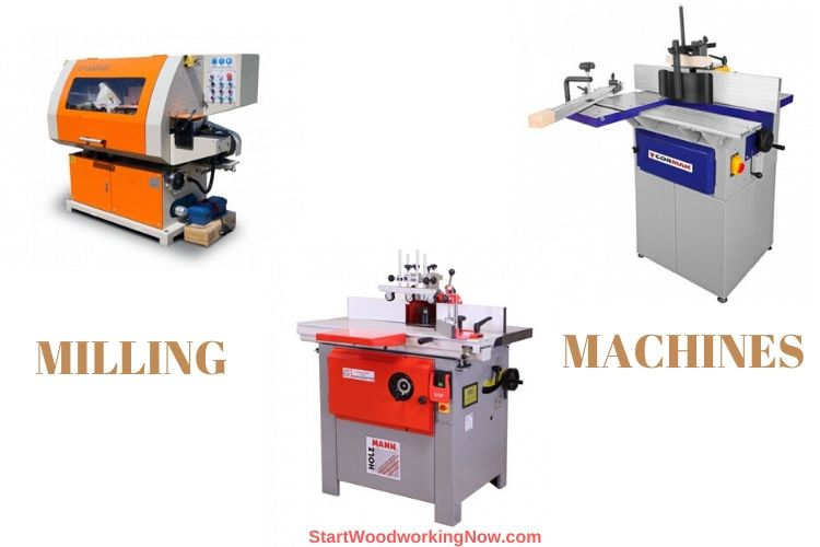 milling machines for woodworking
