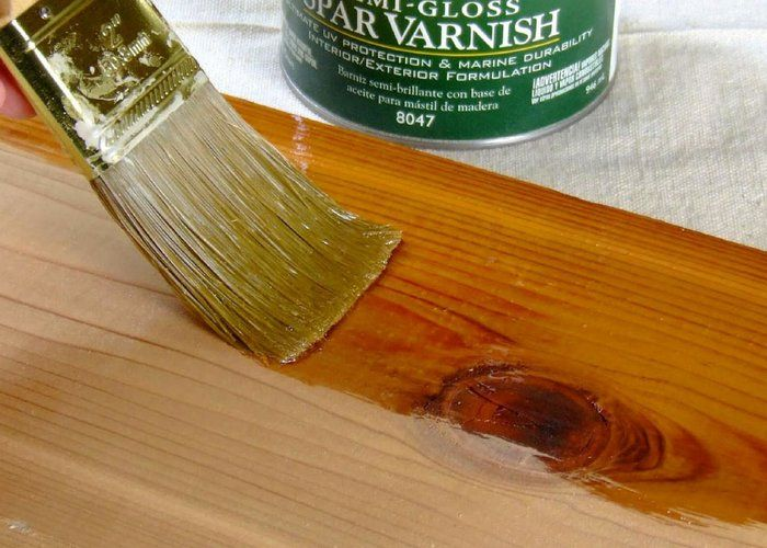 Types of Varnishes for Wood