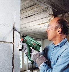 where is hammer drill used