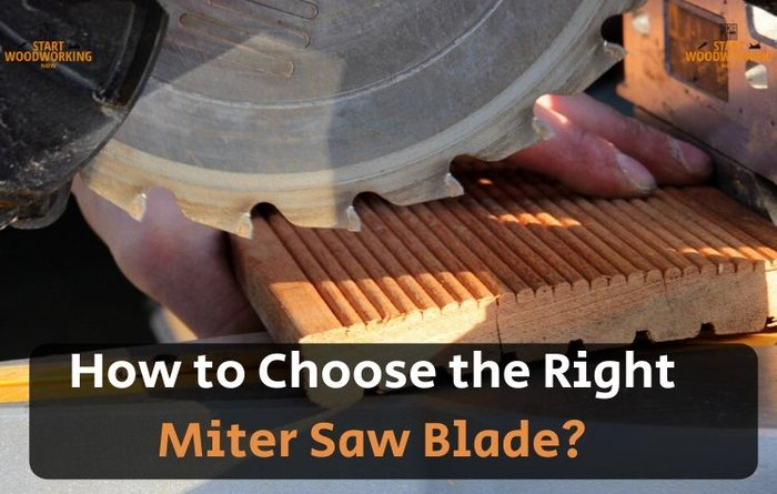 how to choose a miter saw blade