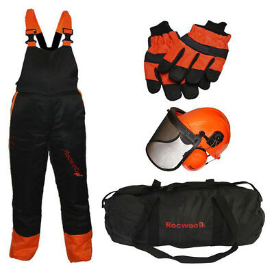 chainsaw protective equipment