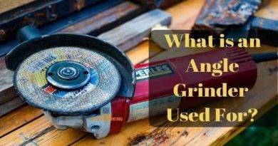 What is an Angle Grinder Used For