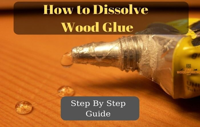 how to dissolve wood glue