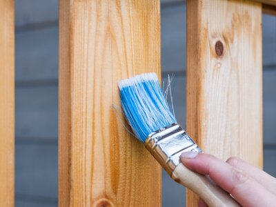how to treat wood with wax