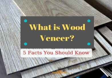 what is wood veneer