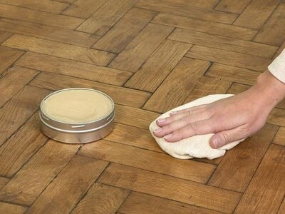 How to Remove Superficial Scratches from Hardwood Floors