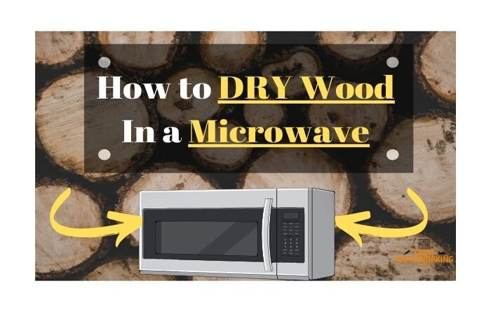 How to Dry Wood in a Microwave