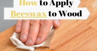 How to Apply Beeswax to Wood