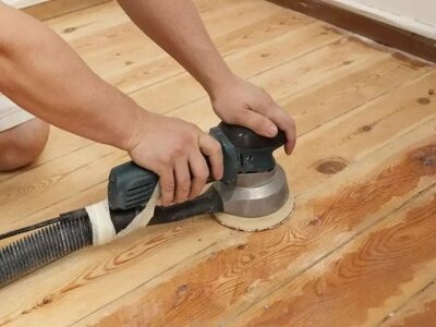 Remove Lacquer from Wood by Sanding