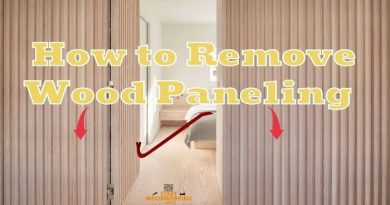 How To Remove Wood Paneling