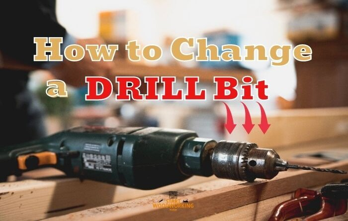 How to Change a Drill Bit