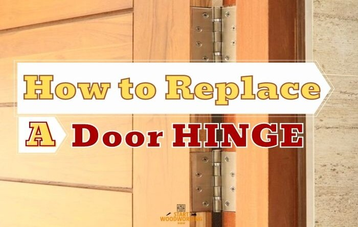 How to Replace Door Hinges